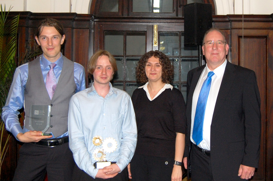 NETP Award Winners 2010