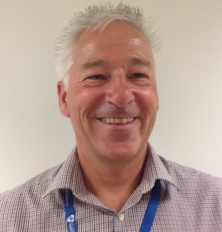 Stephen Hillyard of the University of Northampton